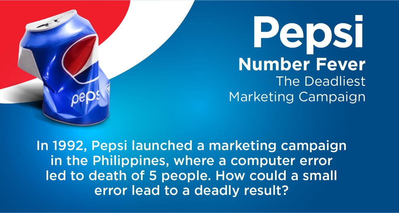 Pepsi Number Fever
