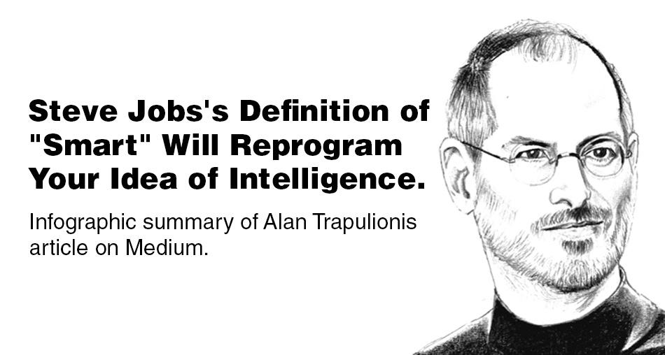 Steve Jobs Smart