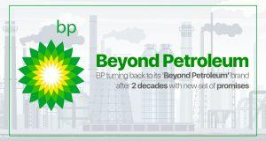 BP- Beyond Petroleum