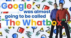 Google the whatbox