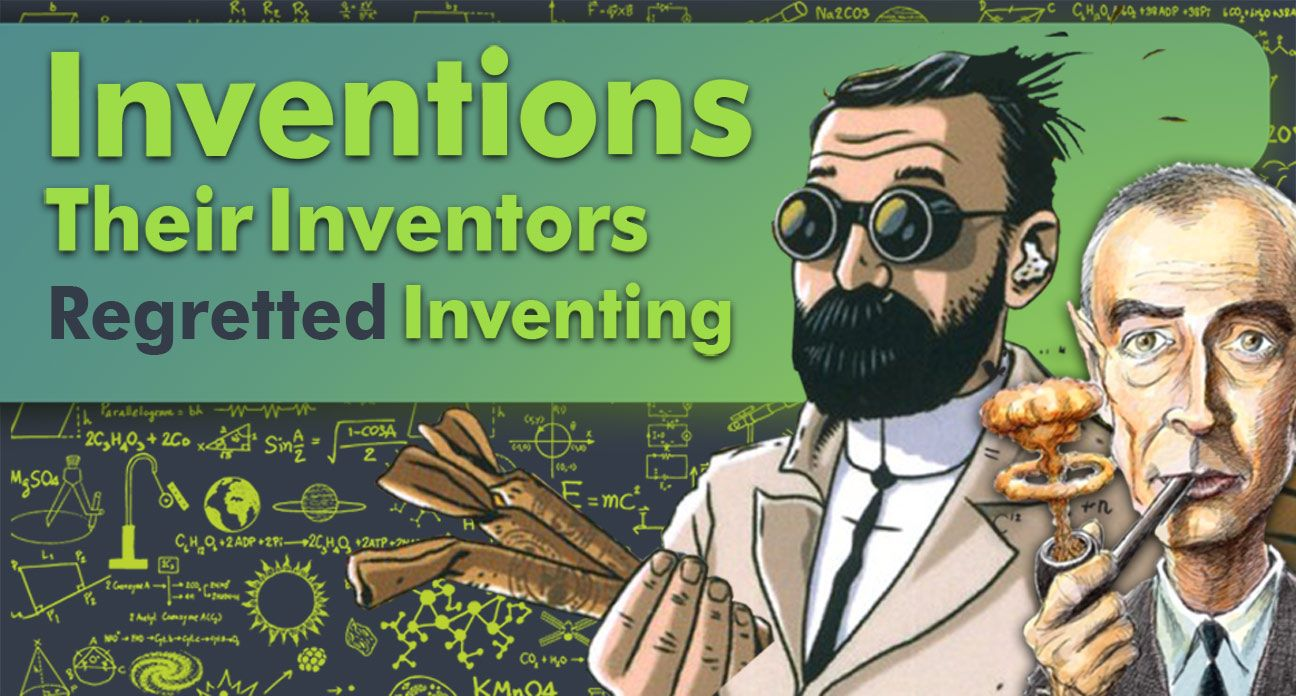 regretted inventions