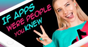 apps were people