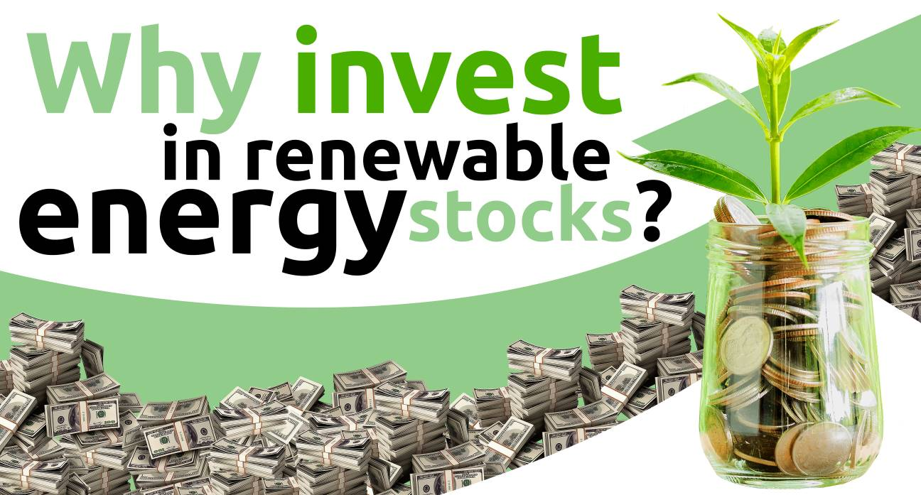 invest in renewable energy