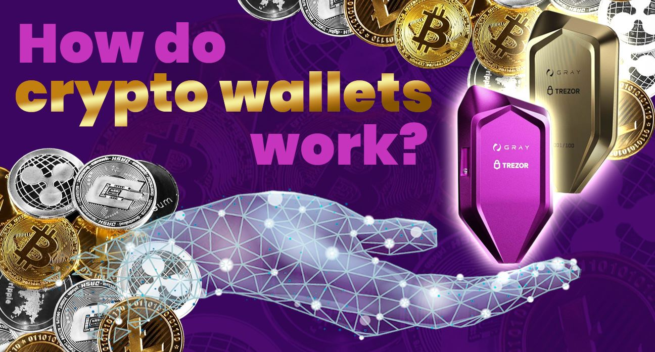 how do crypto wallets work